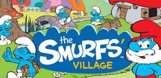 Smurfs Village Apk Mod Unlimited Coins