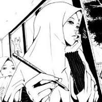 Cara Memasang Atau Mengenakan Hijab Simple Modern