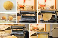 Preparar pasta fresca