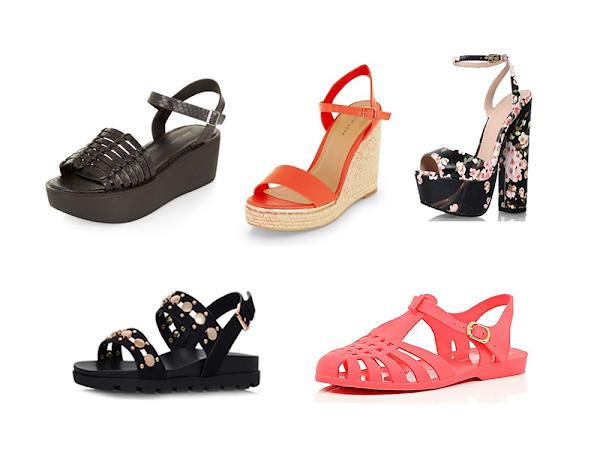 Summer Shoe Dreams!