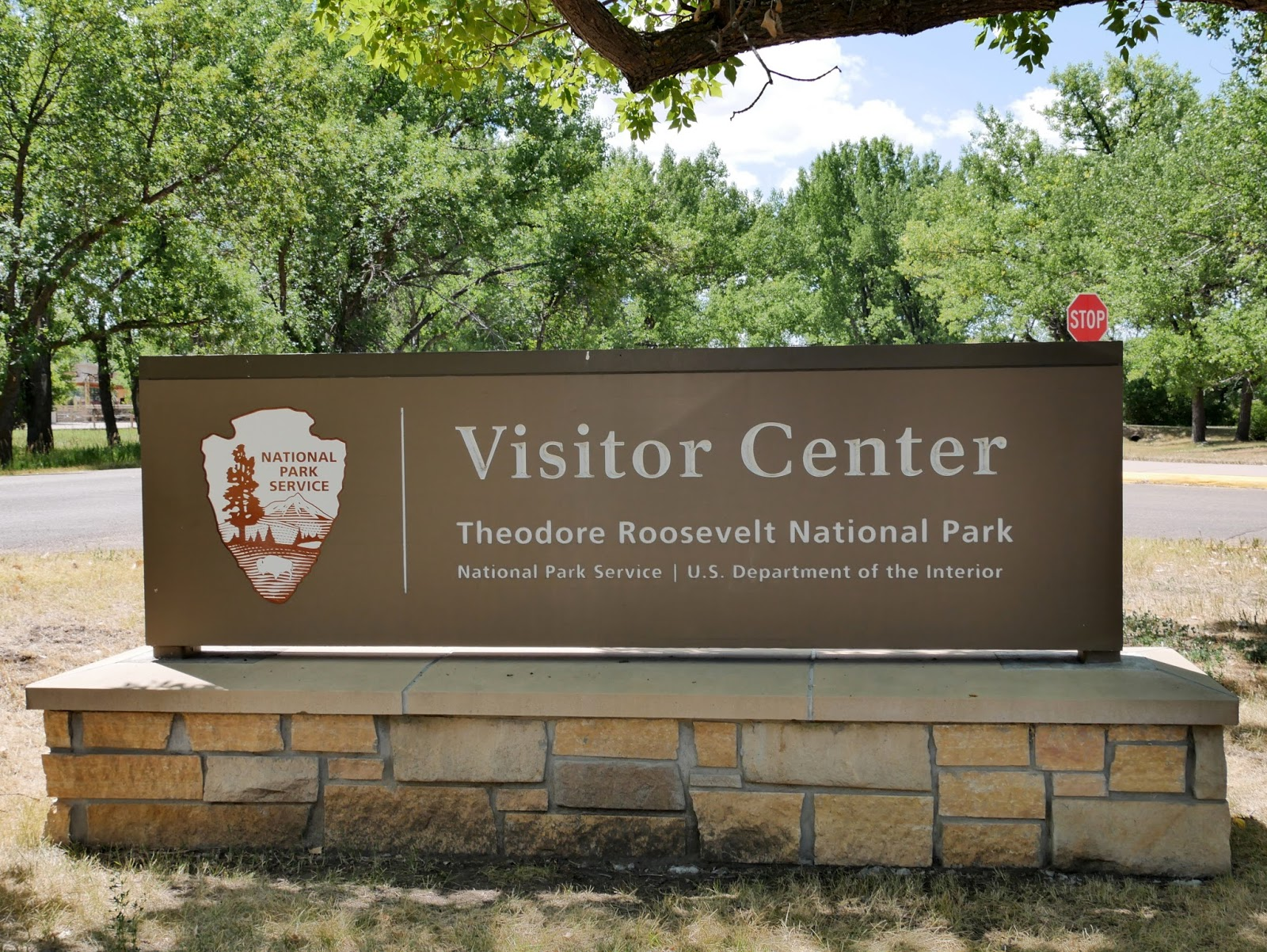 American Travel Journal South Unit Visitor Center Theodore