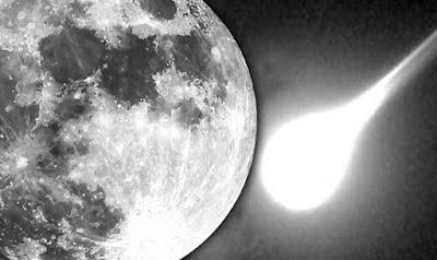 Η ΝΑΣΑ κατέγραψε τεράστια έκρηξη από πτώση μετεωρίτη στη Σελήνη.