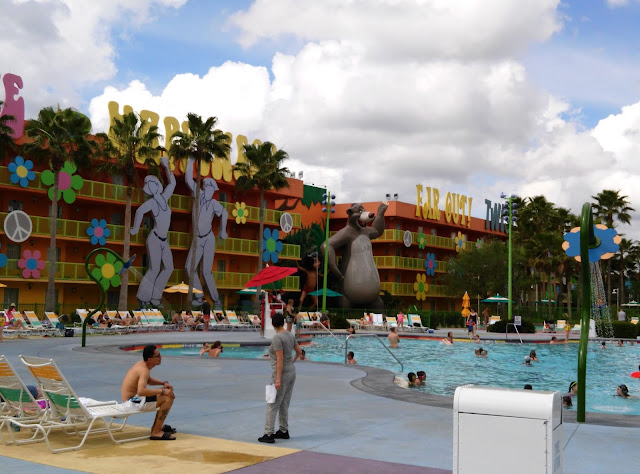 Disney Pop Century Hotel Most Affordable