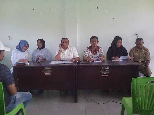 Ricuh Soal Air Irigasi,Ketua DPRD Wajo Jamin Air Segerah Disuplai