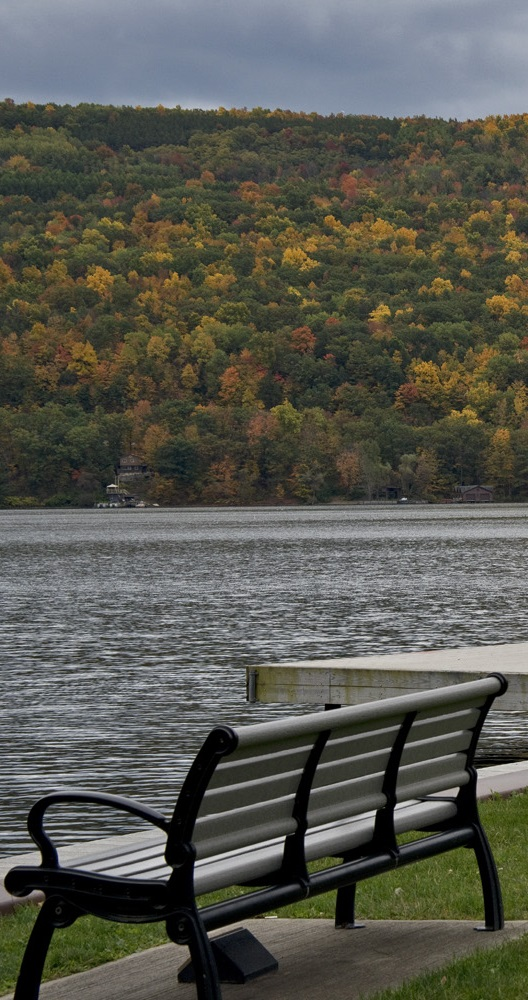 Finger Lakes Country in New York and 50+ Secret Places in America That Most Tourists Don't Know About