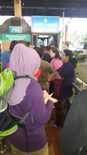 Cuti - Cuti Thailand : Pulau Krabi 2.0 ( Day 1 )