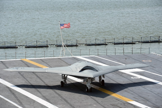 Northrop Grumman X-47B US Navy UCAV