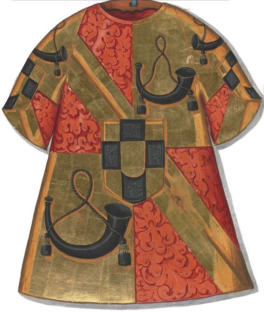 Tabard de Louis de Châlons-Orange