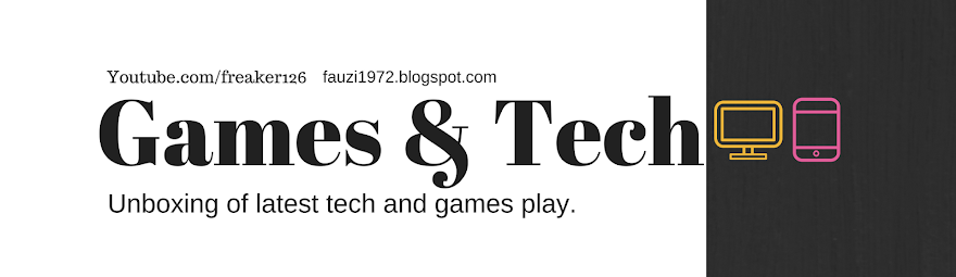 Games and Tech
