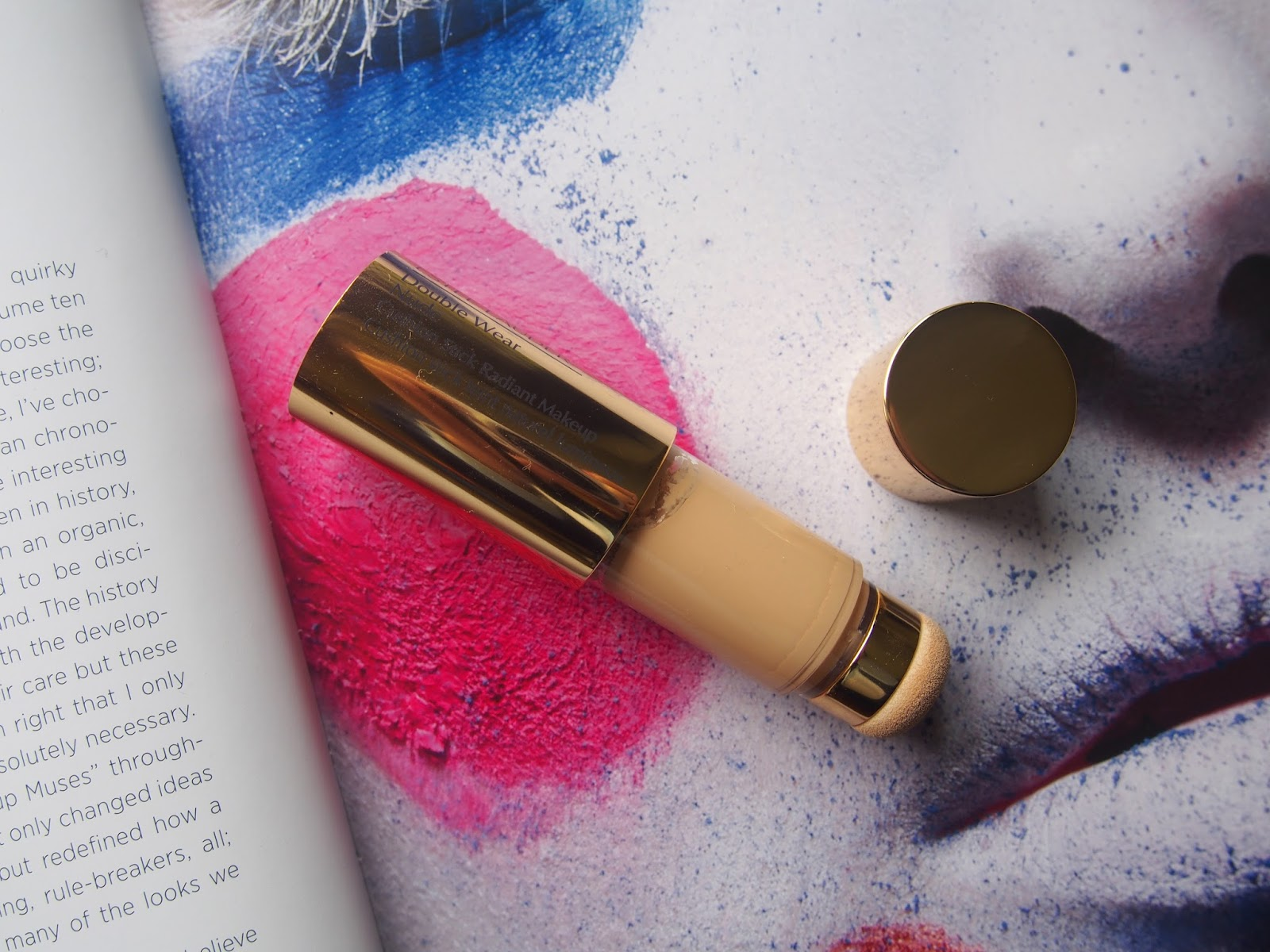 Brand Focus: Estee Lauder Review Swatches and Makeup Demo