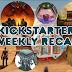 Kickstarter Recap - February 22, 2019