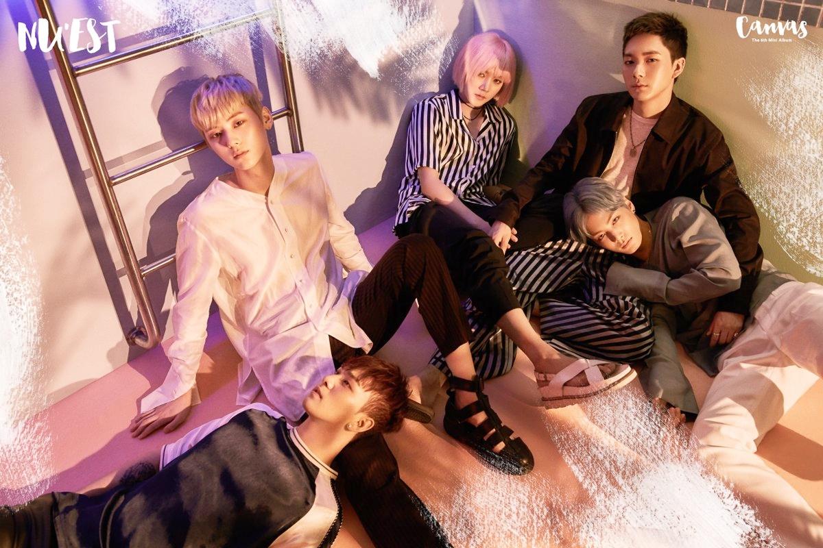 | Falando de K-Pop | grupo Nu'est