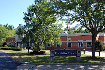 The Franklin Police headquarters i  located at 911 Panther Way