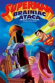 Superman: Brainiac Ataca Dublado Online