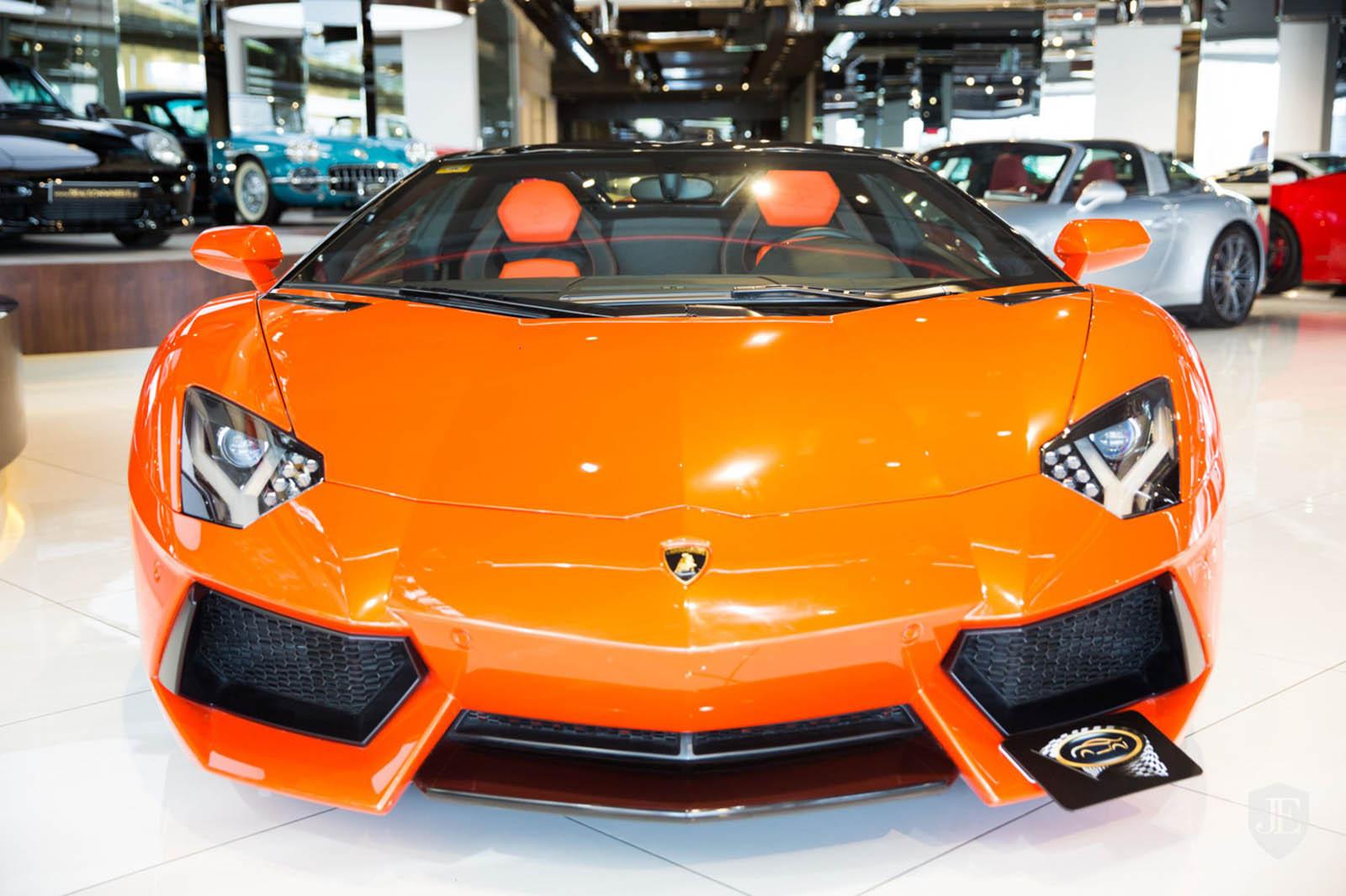 2017 Lambo Price >> Lamborghini Aventador In Pepto Pink Over Orange Has Got To Be Ironic | Carscoops