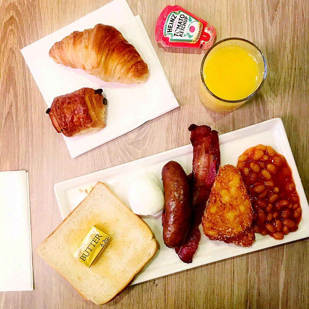 ibis hotel breakfast