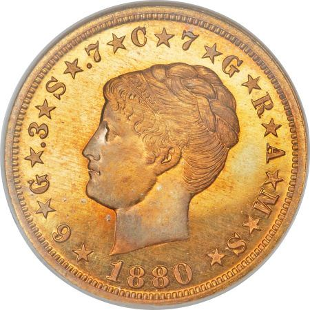 4 Gold Coin Sold For 1 82 Million Lunaticg Coin