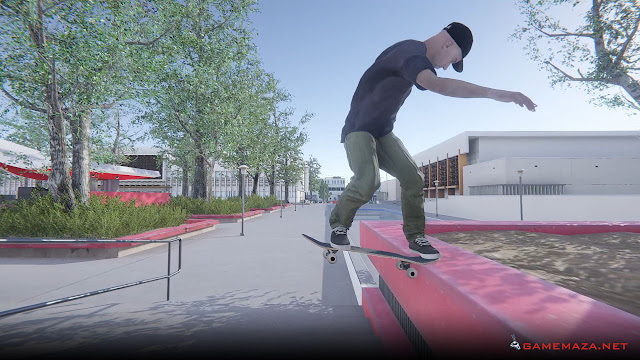 Skater XL Gameplay Screenshot 1