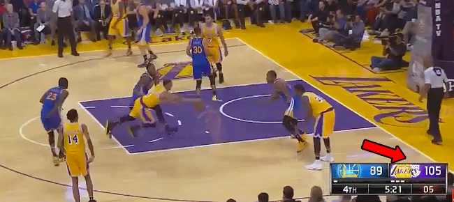 HIGHLIGHTS: LA Lakers vs. Golden State Warriors (VIDEO)