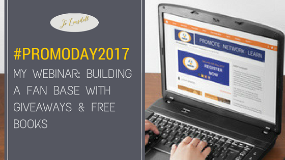 Free Webinar at #PromoDay2017