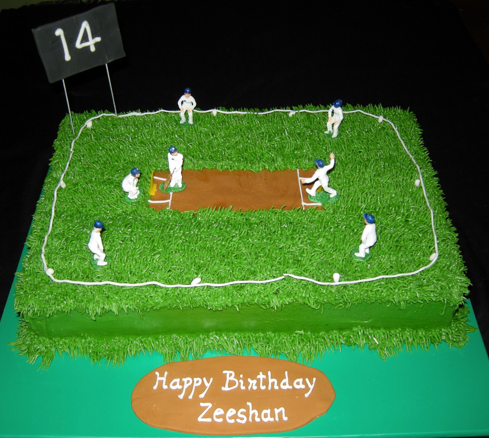 Themed Cakes Birthday Cakes Wedding Cakes Cricket