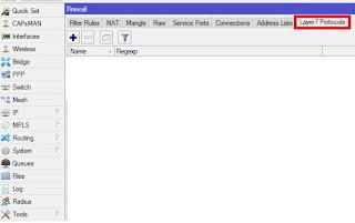 Блокировка сайтов в Mikrotik (одноклассники, в контакте, Ютуб)