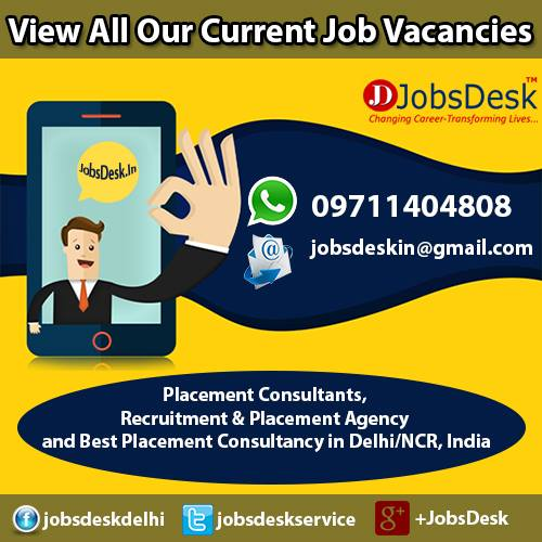 Jobs Desk
