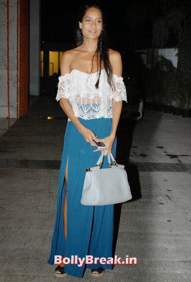 Lisa Haydon in lace dress, Pics of Bollywood Actresses in Lace Dresses - who looks the Hottest?