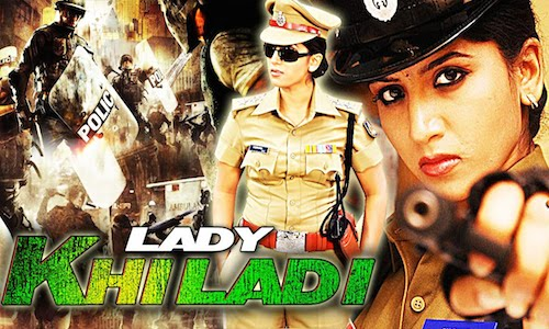 Lady Khiladi 2016 Full Movie Hindi Dubbed 370MB HDRip 480p