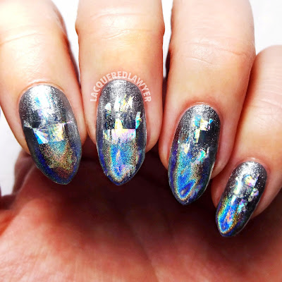 Krome Kaleidoscope Nails