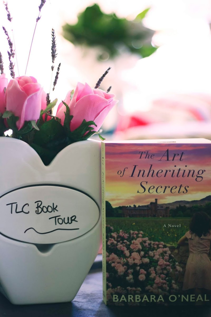{ The art of inheriting secrets by Barbara O' Neal - TLC Book Tours }