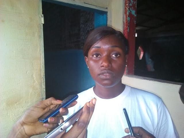 Aissata Doumbouya présidente de l'ONG