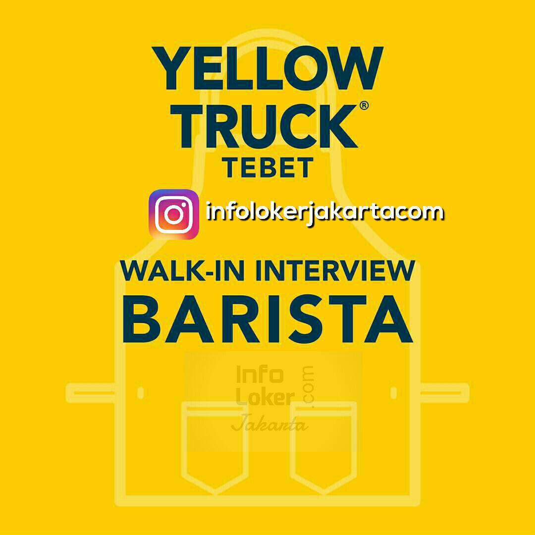 Walk in Interview Yellow Truck Tebet 4 Mei 2017