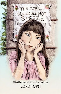 LORD TOPH, the girl who cannot sneeze, sneezing book, starfield stories