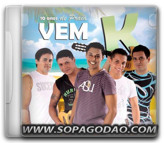 Vem K – 10 Anos de Praia (2010)