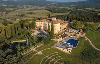 7. Castello di Casole, Tuscany