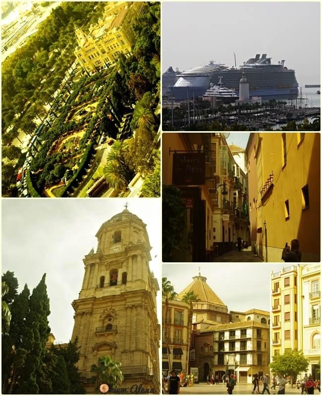Malaga, Hiszpania