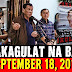NAKAKAGULAT NA BALITA SEPTEMBER 18, 2018 | PRES. DUTERTE | EX MAJOR PALPARAN | ALVAREZ