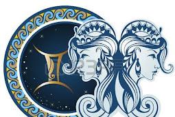 Zodiak Gemini (23 September-23 Oktober)
