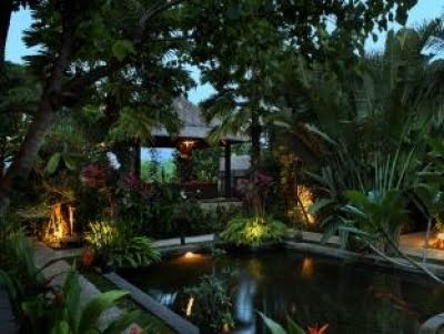 Garden Around the Pond, Backyard  Landscaping Ideas, Backyard Design Ideas, Backyard Lighting Ideas, Backyard pool designs, Backyard pool landscaping, small backyard design ideas, Backyard pond design ideas, backyard pond, backyard plants design, backyard tropical placnts, backyard pool design ideas, backyard pool, backyard, garden design ideas, garden house design, garden pool design, garden house lighting ideas