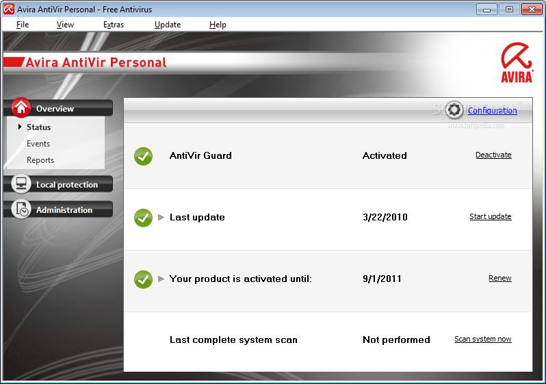 Avira update | download avira software updates.