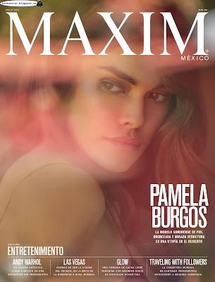 El mes pasado en Maxim Mexico: