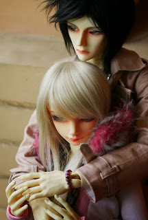 couple doll image