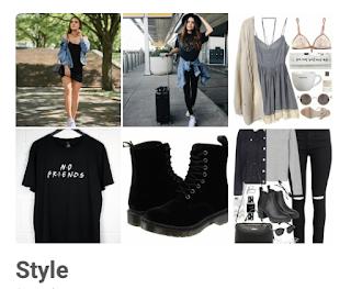 Indecisively Untitled Blog: Style Board