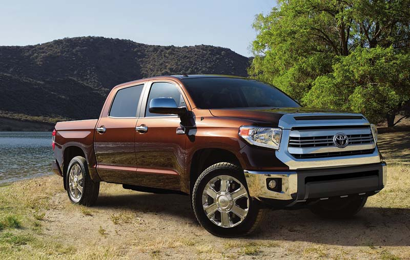 2017 Toyota Tundra Release Date Machinery and Design  NEW CAR REPORT