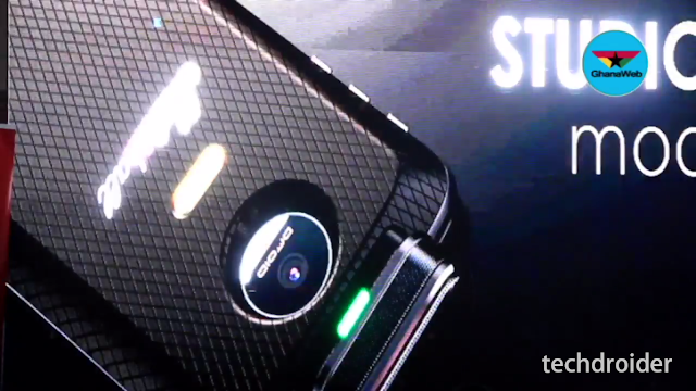 Motorola shows off Next Wave Of Moto Mods, including Studio and Action Mod