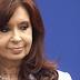 "Cristina Fernández: ""Lo único que les falta es acusarme de muerte de Kennedy"""