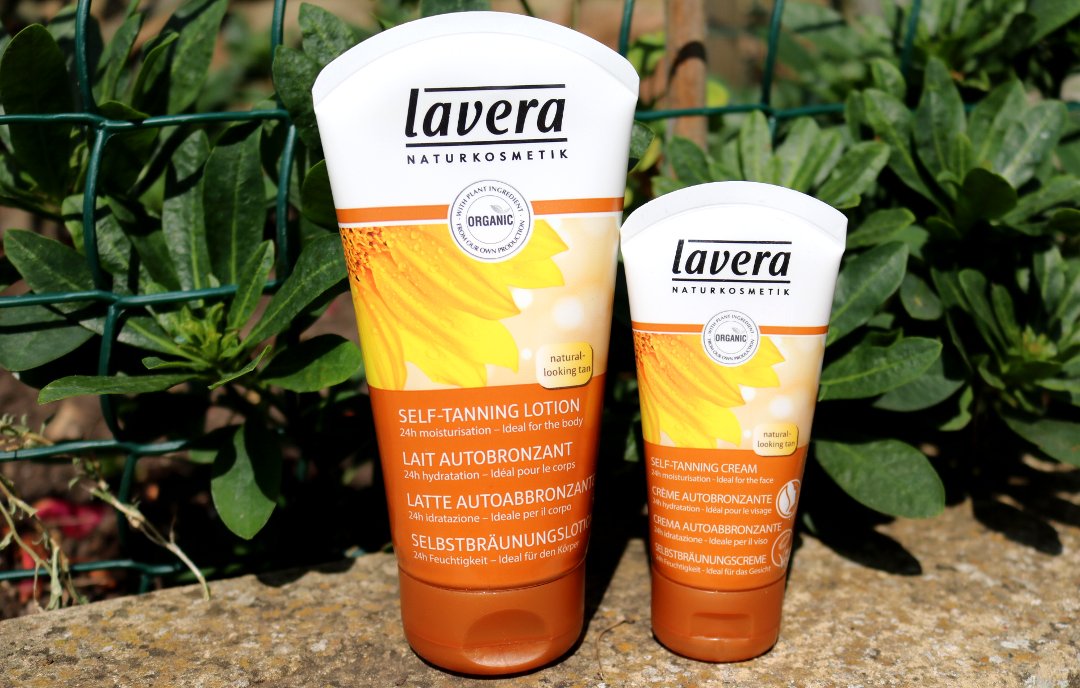 Lavera Self-Tanning lotion Body & Face review