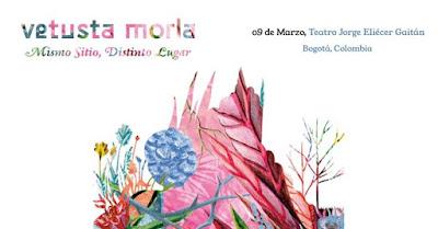 Nuevo disco y concierto de VETUSTA MORLA en Bogotá 2018
