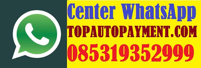 Cara Transaksi Pulsa Via WhatsApp di TOP Auto Payment